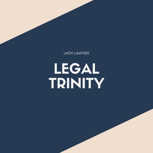 legal trinity