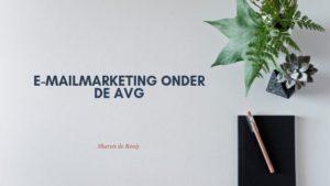 AVG en e-mailmarketing