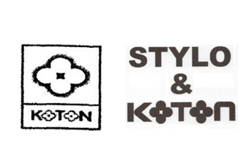 Stylo en Koton
